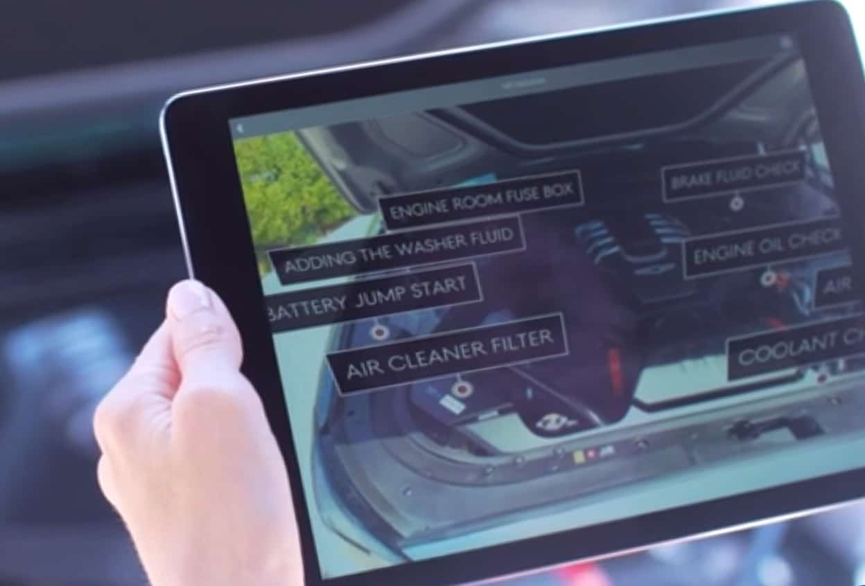 New Digital Marketing possibilities using Augmented Reality